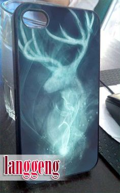 Stag patronus  iPhone 4/4s/5 Case  Samsung Galaxy by LanggengStore, $13.50