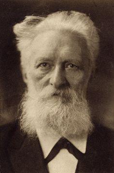 Rudolf Eucken (1846-1926), german philosopher and nobel prize winner (literature, 1908)