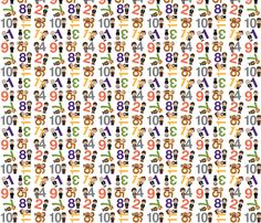 Count the Doctors fabric by saraholledesign on Spoonflower - custom fabric
