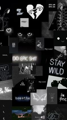 Goth Wallpaper, Cute Black Wallpaper, Wallpaper Iphone Neon, Bad Girl Wallpaper, Iphone Wallpaper Tumblr Aesthetic, Cute Patterns Wallpaper, Aesthetic Pastel Wallpaper, Galaxy Wallpaper, Aesthetic Wallpapers