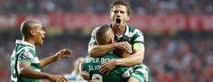 Adrien festeja Benfica 0 - Spprting 3