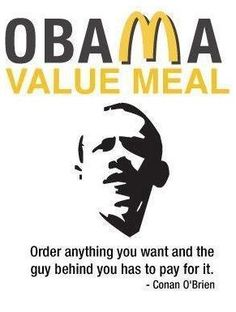 Order anything you like.