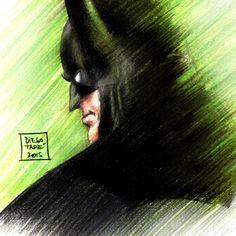 pencils #batman #dccomics