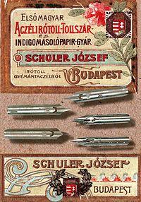 Dip pen - Wikipedia, the free encyclopedia