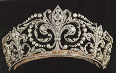 a terrific close up, showing the three large fleur de lys symbols of the Bourbons