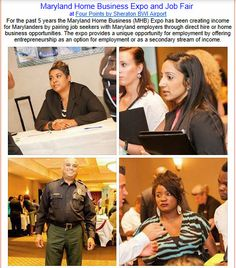 Maryland Home Business Expo and Job Fair. The Networking Advocate