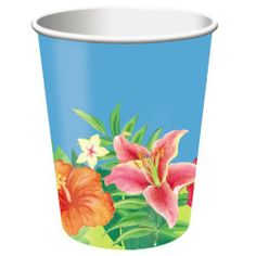 Hibiscus Heat 9oz Paper Cups 25 Per Pack by Creative Converting. $6.99. Creative Converting is a leading manufacturer and distributor of disposable tableware including high-fashion paper napkins plates cups and tablecovers in a variety of solid colors and designs appropriate for virtually any event
