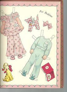 Judy & Jim PD book, 1947 by Hilda Miloche_p 5
