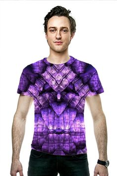 By Lyle Hatch. All Over Printed Art Fashion T-Shirt by OArtTee