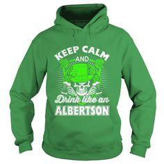ALBERTSON T Shirts, Hoodies. Check price ==► https://www.sunfrog.com/Names/ALBERTSON-Green-Hoodie.html?41382 $39.99
