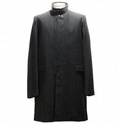 (ジバンシー) GIVENCHY Men's coat レザーディテールヘリンボーンコート ダークグレー 13F0... https://www.amazon.co.jp/dp/B01HFYBYVW/ref=cm_sw_r_pi_dp_VqkCxbMG4KMQE