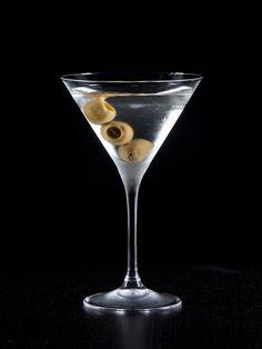 Vodka Martini, hold the fruit.