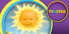 Enero: La transformación del Bebé Sol de los Teletubbies