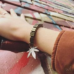 Have you already checked out our HALLOWEEN SALE?  Get 20% OFF on WHITE WIDOW bracelets!   #weedlets #bracelet #jewelry #jewellery #style #stonergirl #marijuana #marihuana #cannabis #weed #thc #cannabiscommunity #accessories #fashion #vintage #indie #hippie #boho #ethno #etsy #etsysellers #etsyshop #etsyfinds #gift #handmade #love #Halloween #sale Vintage Hippie, Hippie Boho, Etsy Handmade, Handmade Jewelry, Handmade Gifts, Indie Stil, Fashion Vintage, Vintage Outfits, Halloween Sale