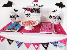 Candy Bar de Monster High