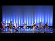 "Beyond Words Dance Company performs ""Falling""  Choreographed by Kate Jablonski  Filmed at Foundations Performance Center"