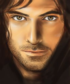 Excellent art work of Kili. Fantasy Inspiration, Character Inspiration, Cartoon Drawings, Cool Drawings, The Misty Mountains Cold, Fili And Kili, Desolation Of Smaug, Nerd Love, Digital Portrait