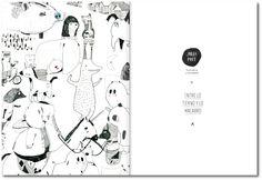 PINTA ❘ Magazine by Manuela Ventura, via Behance