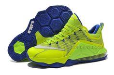 http://www.jordan2u.com/buy-cheap-nike-lebron-12-2015-low-green-blue-mens-shoes.html Only$109.00 BUY CHEAP NIKE LEBRON 12 2015 LOW GREEN BLUE MENS SHOES Free Shipping!