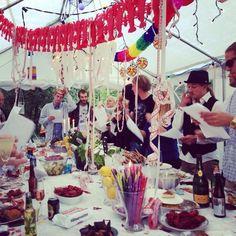 Crayfish party