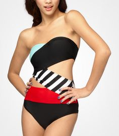 Volcom Be Bold One Piece Swimsuit (funky)
