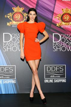 Kendall Jenner attends the press conference after the Dosso Dossi Fashion Show on June 9, 2015, in Antalya, Turkey.   - Cosmopolitan.com