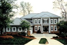 50 best colonial house plans images in 2019 colonial house plans rh pinterest com