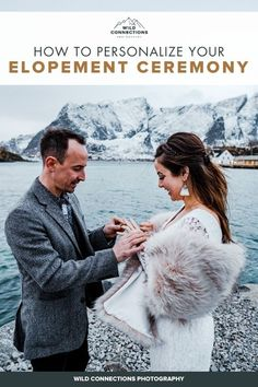 How To Personalize Your Elopement Ceremony | Wild Connections Photography Elope Wedding, Wedding Vows, Wedding Day, Best Wedding Planner, Wedding Planning, Handfasting Cords, Elopement Inspiration, Famous Celebrities, Married Life