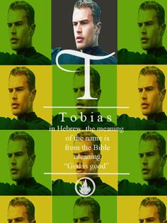 #DivergentSeries #Divergent - Tobias 'Four' Eaton