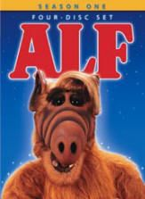 ALF tv show...my daughter loved this show