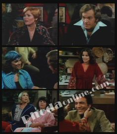 """Rhoda - Season 2 - Episode 38 -- """"A Night with the Girls"""" --- Rhoda is determined to prove to her friends that women can have a great time without men, although she becomes dubious of her own theory when she tries it one night."""