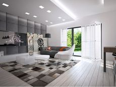Wnętrze HG-n3 CE Contemporary, Home Decor, Houses, Beauty, Decoration Home, Room Decor, Home Interior Design, Home Decoration, Interior Design
