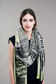 #knitting #scarf