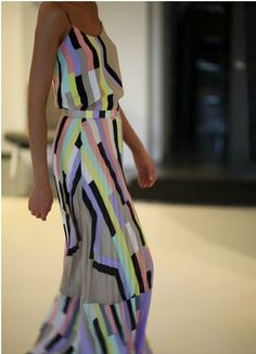 Tibi Layers (yes it's a maxi skirt with a cami...but it was this pic that inspired me to start a MAXI board)
