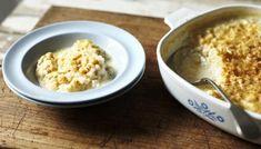 Rice Pudding Recipes, Creamy Rice Pudding, Rice Recipes, Dessert Recipes, Rice Puddings, Baby Recipes, Family Recipes, Delicious Desserts, Dinner Recipes