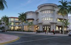 Hotel Lennox designed by #KobiKarp