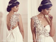 Bridal Style: Anna Campbell � Gossamer Collection