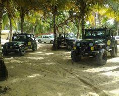 Punta Cana Jeep Tours