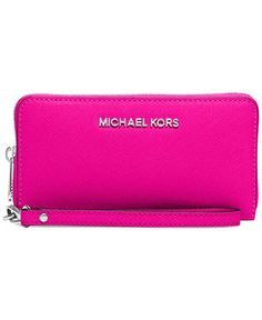 MICHAEL Michael Kors Jet Set Travel Large Coin Multifunction Wallet (Pearl  Grey/Silver) | Need! | Pinterest | Pearl grey, Michael kors jet set and  Michael ...