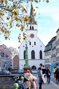 Eglise à Strasbourg