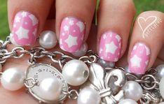 30 Pink nail art & nude nail polish - Reny styles