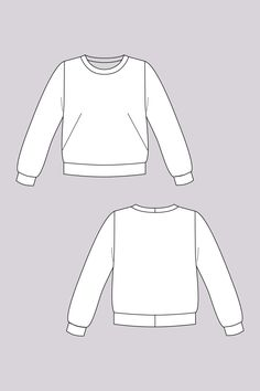Sloane Sweatshirt - Named - 7.00 - KNIT