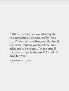 Cute Love Quotes for Couples Cute Love Quotes, Couples Quotes Love, Couple Quotes, Hurt Quotes, Real Quotes, Mood Quotes, Life Quotes, Qoutes, Depressing Quotes