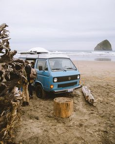 "19.5k Likes, 134 Comments - FORREST SMITH (@lostintheforrest) on Instagram: ""Costal camping in Oregon. Looking forward to getting back on the road this summer in a van similar…"""