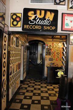 Sun Record Studios, Memphis, Tennessee