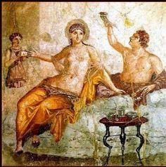 Czy wiecie, że... w starożytnym Rzymie najczęściej spożywano mięso wieprzowe i baraninę, które były przyprawiane w rozmaity sposób.   Jakie mięso Wy lubicie najbardziej?