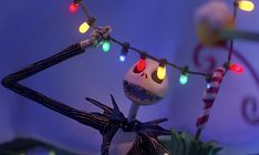 11 Reasons We Love Jack Skellington He gets distracted by shiny objects—just like we do! Oooh. Sparkly lights.