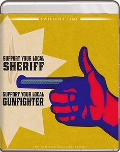 Support Your Local Sheriff, Support Your Local Gunfighter - Blu-Ray (Twilight Time Ltd. Region A) Release Date: February 16, 2016 (Screen Archives Entertainment U.S.)