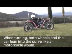 Part spider, part car: This vehicle can tackle just about any terrain. - YouTube