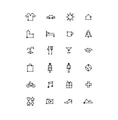 ISelection / ICONS on the Behance Network — Designspiration